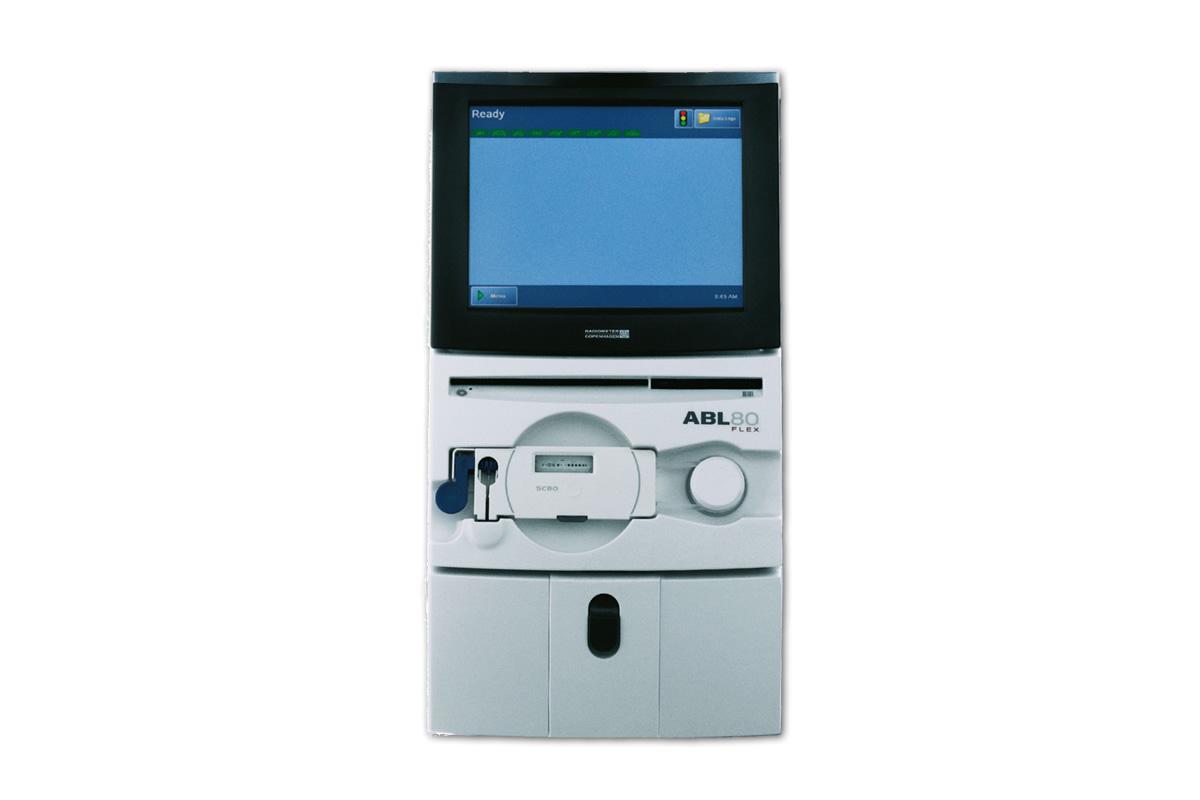 Radiometer ABL80