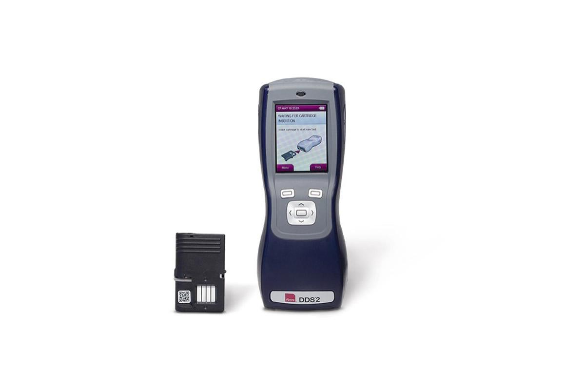 Alere DDS2 Mobile Test System en Coech