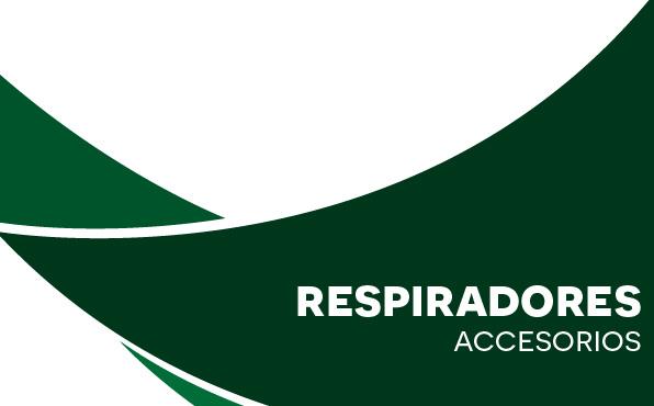 Accesorios para cuidado respiratorio