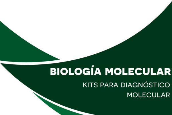 Kits para diagnóstico molecular