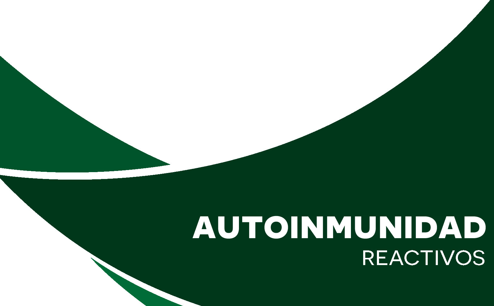Listado de Reactivos para Autoinmunidad en Coech